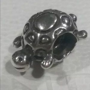 Pandora Jewelry - 790158 Retired Pandora Turtle Charm